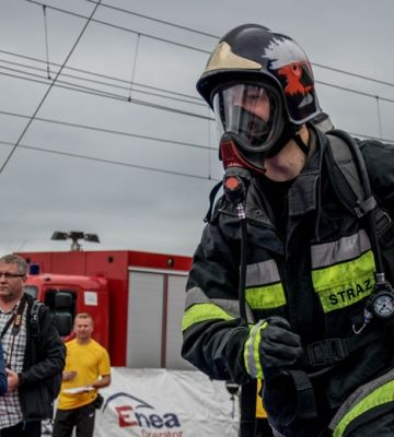 Na żywo: Firefighter Combat Challenge Wadowice 2016