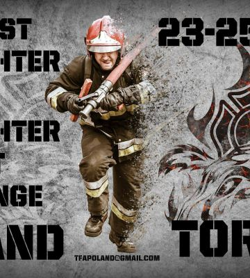 Toughest Firefighter Alive & Firefighter Combat Challenge Poland 2016
