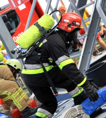 World Rescue Service & Public Safety Firefighter Combat Challenge Warsaw Cup